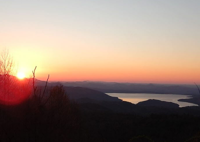 jocassee-sc-sunrise
